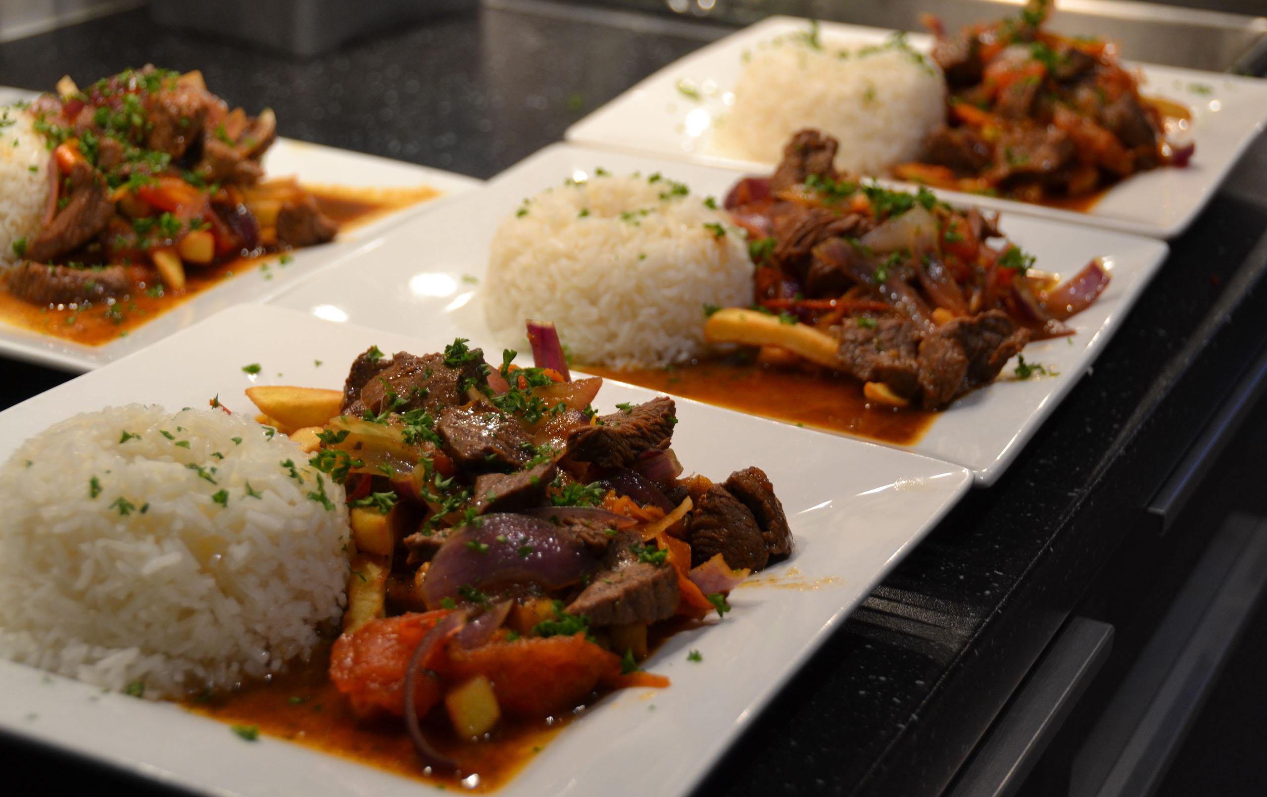 Peruvian Cuisine NL